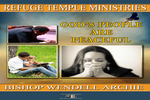 God's People Are Peaceful DVD